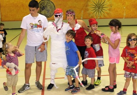 Mummify the counselor